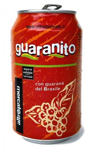 Refresco Guaranito de Fair Trade 330 ml.