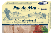 Atún al Natural de Pan Do Mar 120 gr