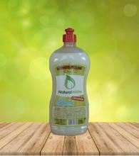 Lavavajillas Concentrado Natural Biodegradable de Natural White 750 ml.