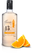 Ginebra Alborán Orange